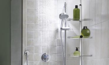 Étagère de douche...