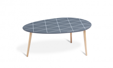 SCANDI - Table basse de...