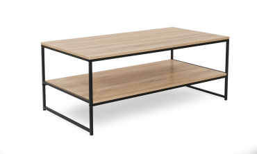 Table basse double plateau...