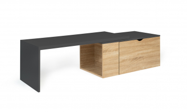 Table basse rotative 360°...